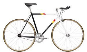 state bicycle  fixed gear van damme