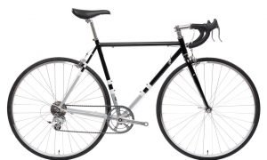 state bicycle co  road  speed Black silver white